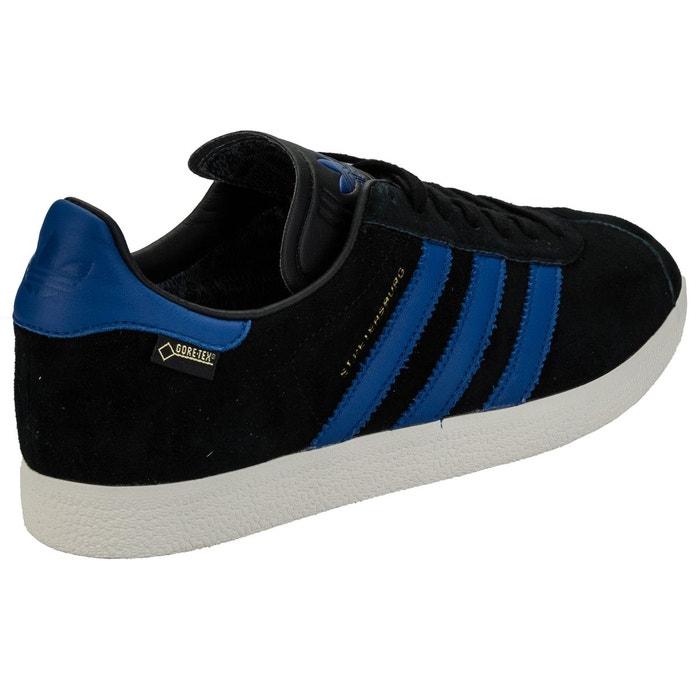 Baskets stpeters. goretex noir/bleu roi Adidas Originals