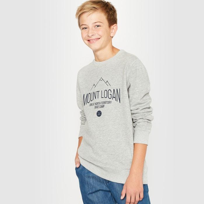 Image Mountain Print Sweatshirt, 10-16 Years R édition