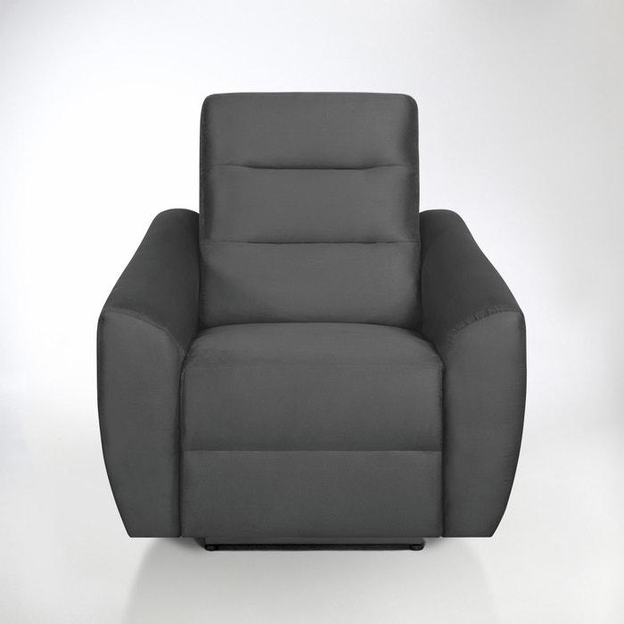 Image Fauteuil de relaxation électrique microfibre, Gedes La Redoute Interieurs