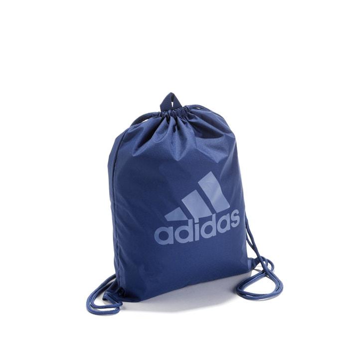 Per logo gb gym bag, indigo blue, Adidas Performance