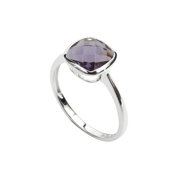 Bague sissi violet clair Clio Blue | La Redoute Wiki Livraison Gratuite LIQUIDATION Énorme Surprise MNMHTIFF