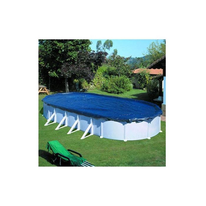 b che d 39 hivernage piscine gr ovale 10 00 x 5 50 m couleur. Black Bedroom Furniture Sets. Home Design Ideas