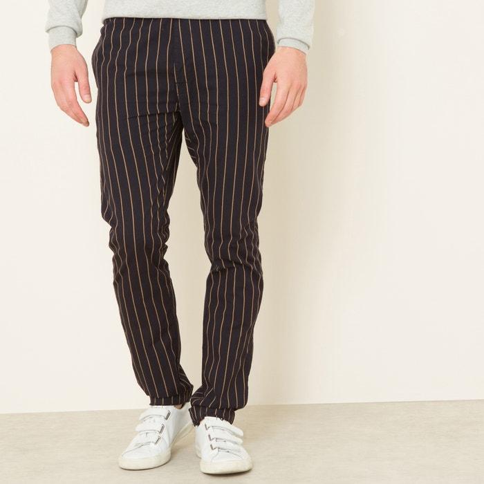 Image Pantalon PLYM rayé BELLEROSE