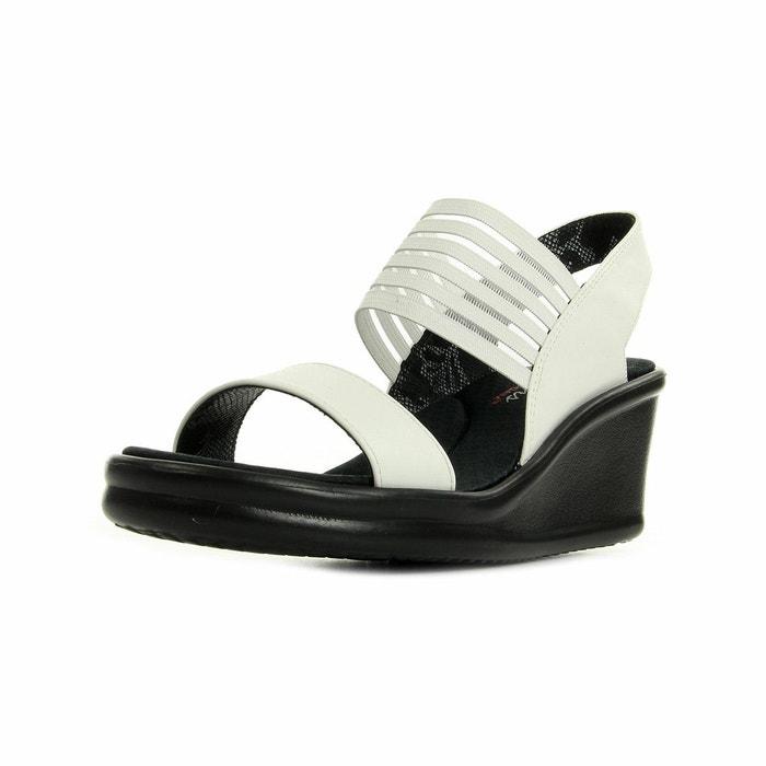 Rumblers sci fi white  blanc/noir Skechers  La Redoute