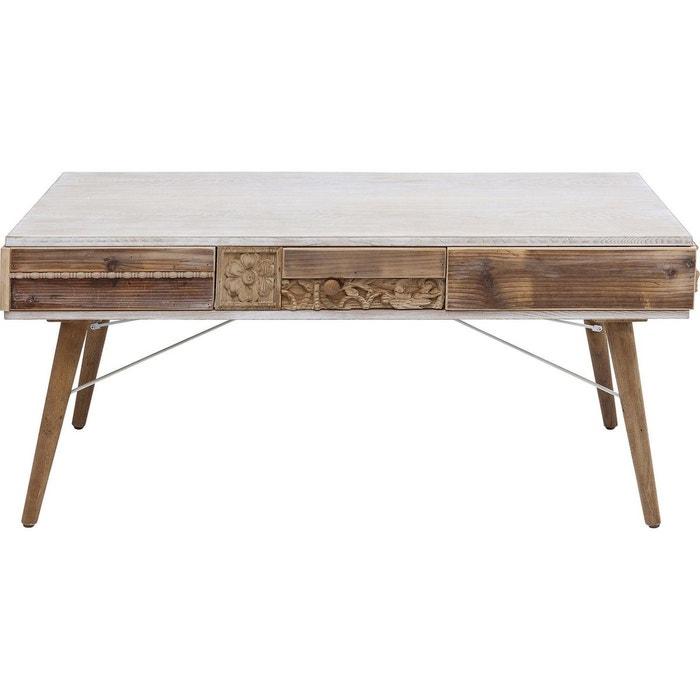 Table Basse Kare Design.Table Basse Davos 110x60cm