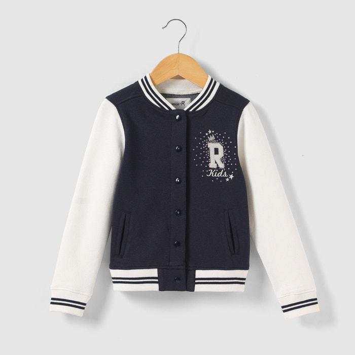 Image Sweatshirt Fabric Bomber Jacket, 3-12 Years R édition