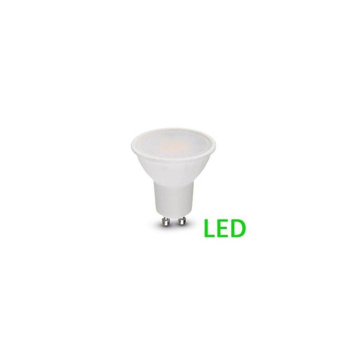 Blanc 5 Remplacer Gu10 Ampoule Pour Froid Halogène Led W 35 5 Kl1Tc3FJ