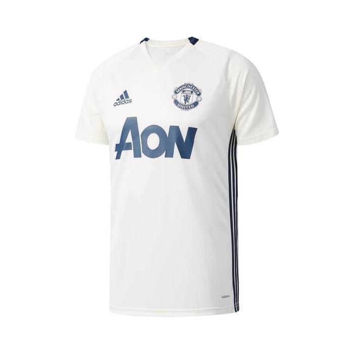 maillot entra nement manchester united blanc junior blanc nike la redoute. Black Bedroom Furniture Sets. Home Design Ideas