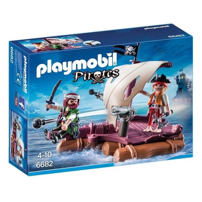 Radeau avec pirates des t n bres pla6682 couleur unique playmobil la redoute - La redoute playmobil ...