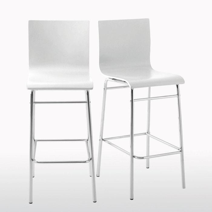 Image Chaises de bar (lot de 2), Janik La Redoute Interieurs
