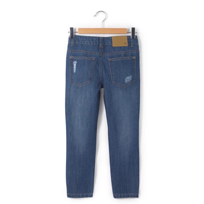 afbeelding Boyfit jeans 3-12 jaar La Redoute Collections