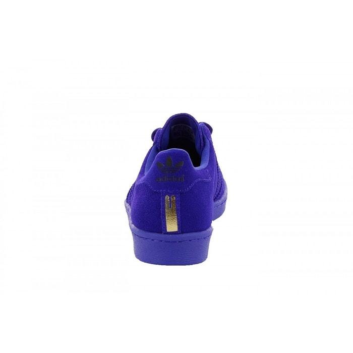Basket adidas originals superstar 80s city - b32663 bleu Adidas Originals
