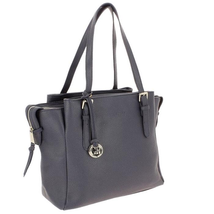 Cabas / sacs shopping simili cuir bleu Georges Rech | La Redoute Images Bon Marché Vente De Footlocker HlqCAcirvJ