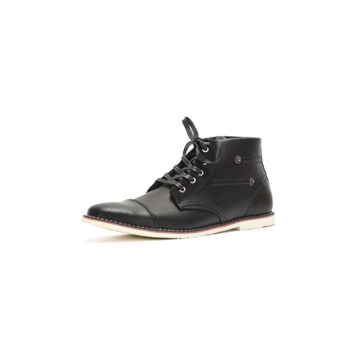 Bottines à bouts ronds  noir Reservoir Shoes  La Redoute