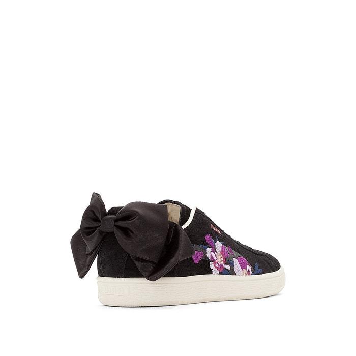 Flowery PUMA Wn Suede Zapatillas Bow qOwqT0g