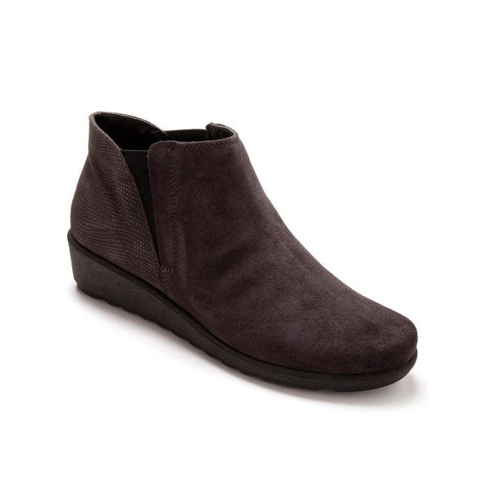 a1321c4b6942 Boots élastiquées pediconfort® ultra légères Secrets De Mode   La Redoute