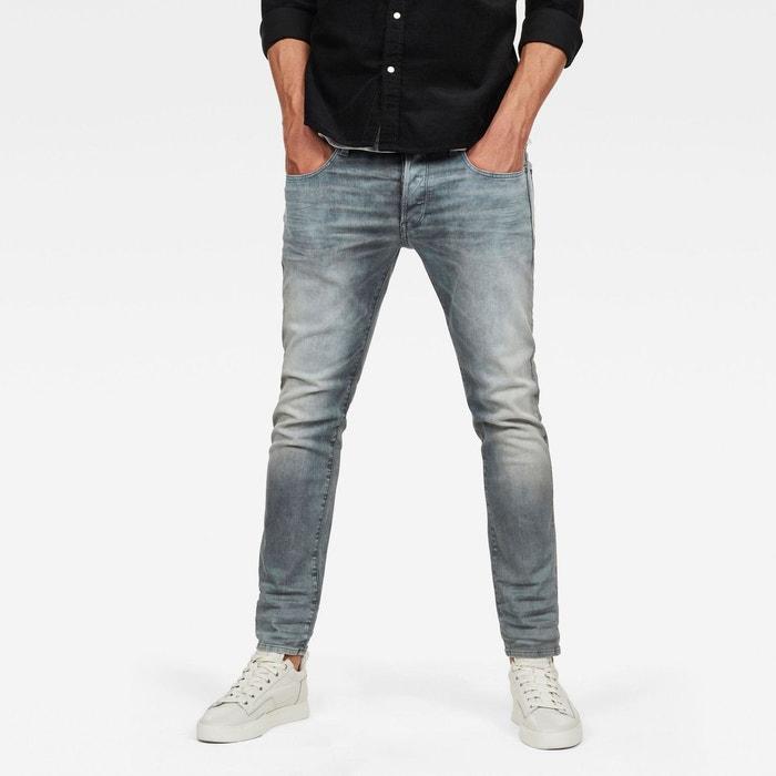 Jean Slim Taille Moyenne 3301