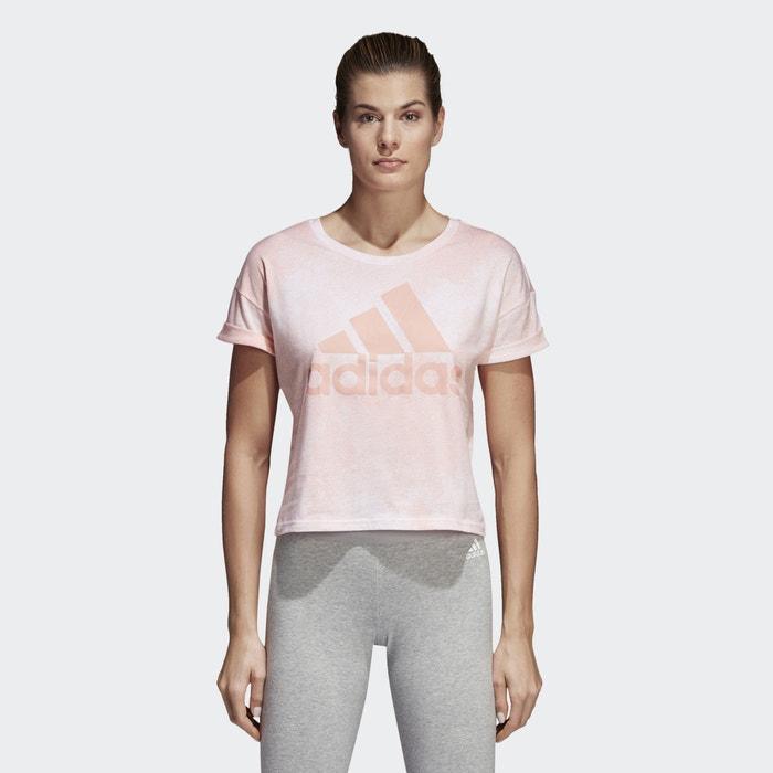 T-shirt con scollo rotondo, maniche corte  ADIDAS PERFORMANCE image 0