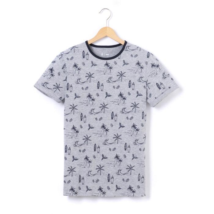 Image T-shirt imprimé 10 - 16 ans La Redoute Collections