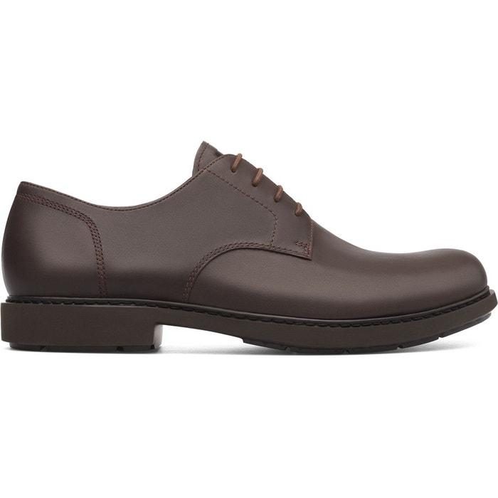 Mil k100152-009 chaussures habillées homme  marron Camper  La Redoute