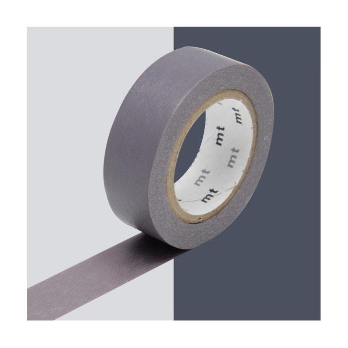 Masking tape mt basic bleu haimurasaki bleu gris mt for Carrelage adhesif salle de bain avec ruban led 6 metres