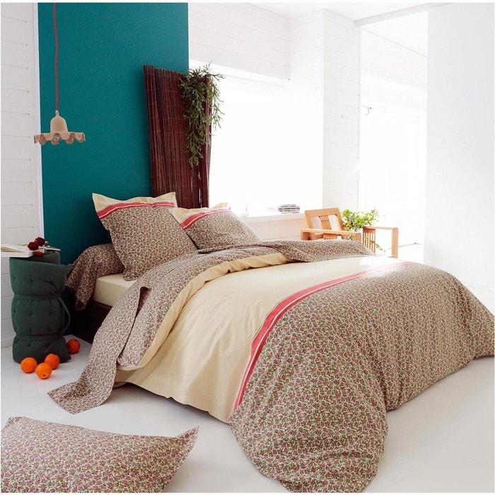 parure de lit cabotine tradilinge beige tradilinge la. Black Bedroom Furniture Sets. Home Design Ideas