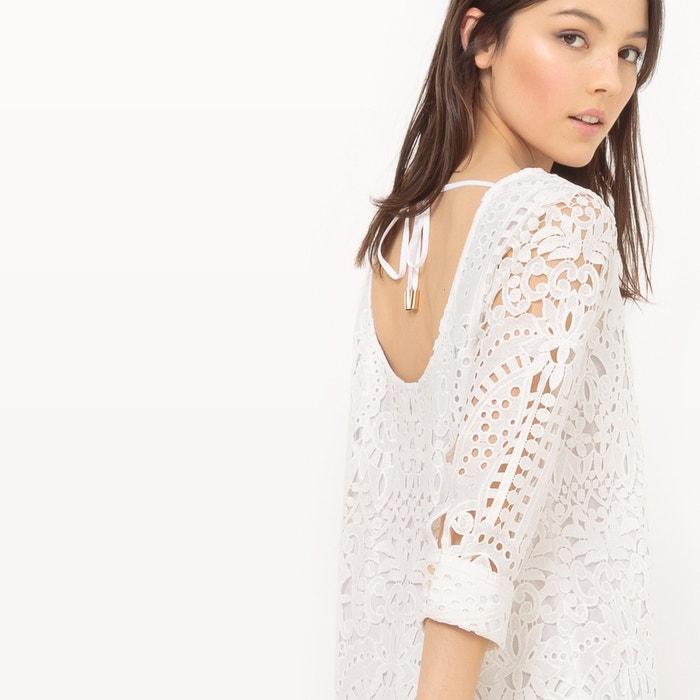 Платье из кружева | La Redoute