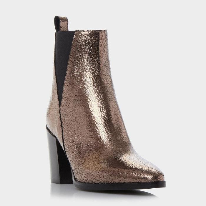 Sortie D'usine De Vente Pas Cher Acheter Discount Promotion V cut elasticated side panel ankle boot p8kz2Jv