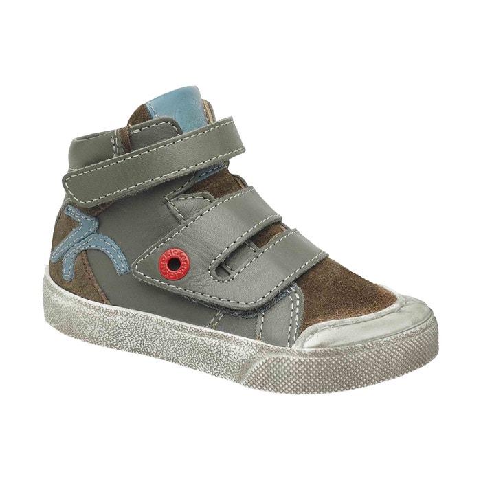 afbeelding Hoge leren sneakers Cuddle Babe KICKERS