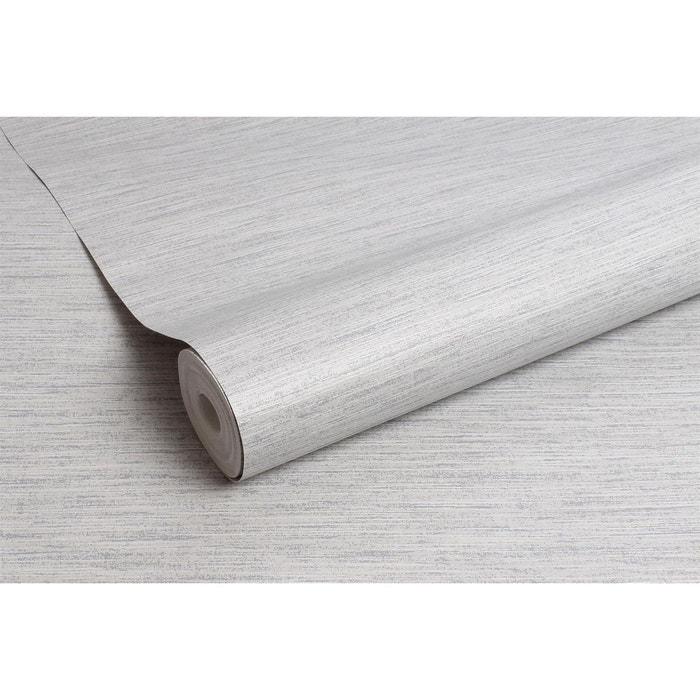 Uni Gris Horizontal Papier Peint Intisse 10 M X 52 Cm Gris Graham Et