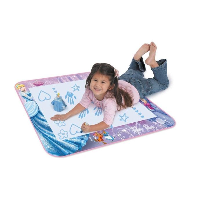 aquadoodle tapis princesse disney tomy la redoute. Black Bedroom Furniture Sets. Home Design Ideas