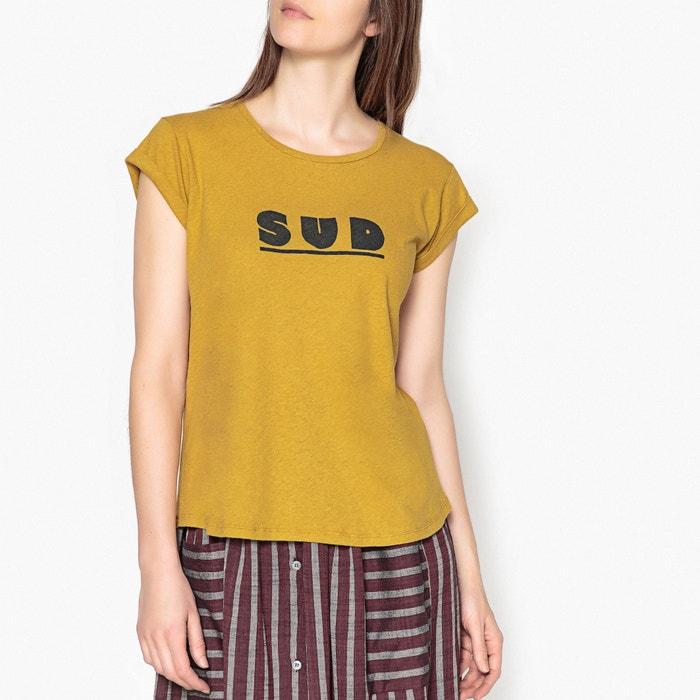 T-shirt serigrafada VALENTIN  SOEUR image 0