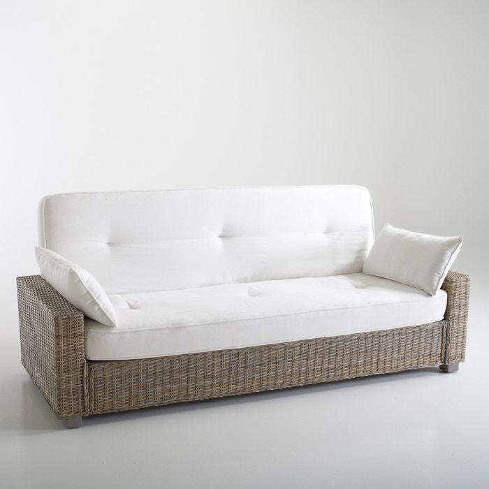 Sof cama de relaxamento multiposi es malu la redoute for La redoute fundas sofa