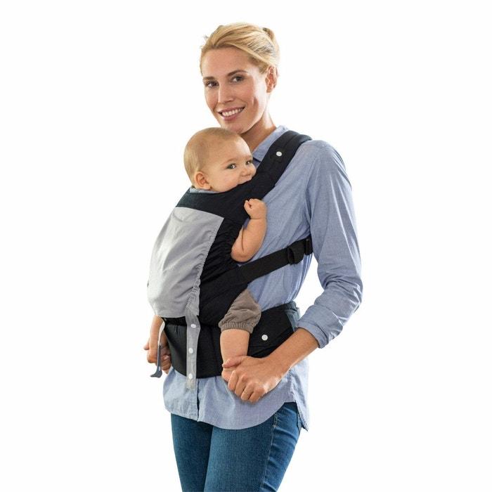 Porte bébé smart carrier noir noir Amazonas
