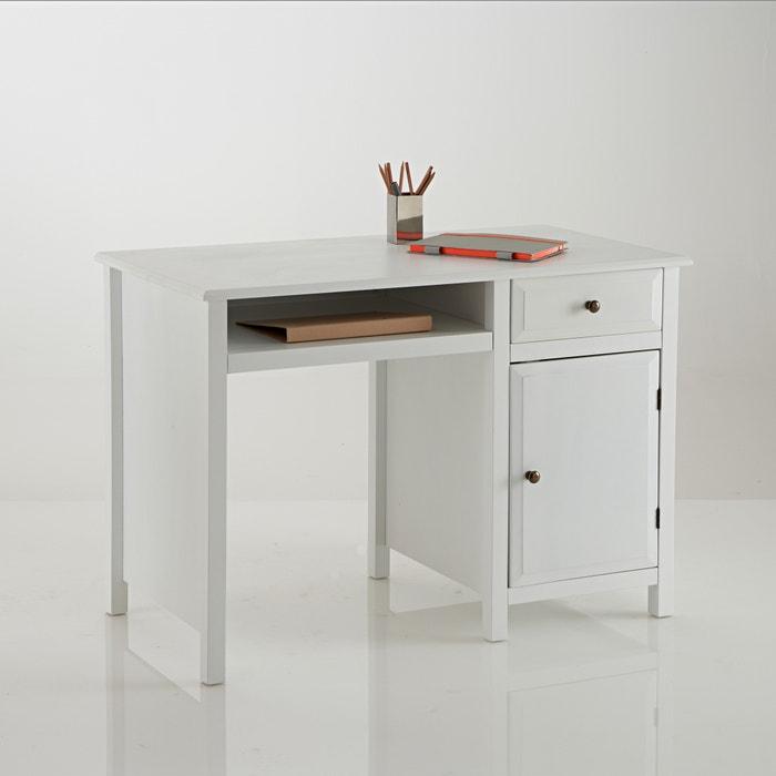 bureau enfant emma la redoute interieurs blanc la redoute. Black Bedroom Furniture Sets. Home Design Ideas