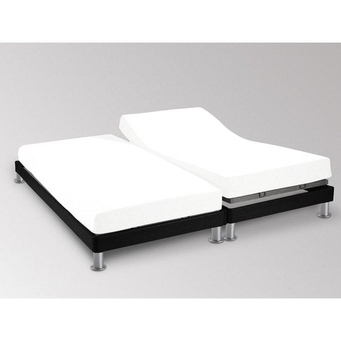 drap housse blanc tpr jersey extensible blanc terre de nuit la redoute. Black Bedroom Furniture Sets. Home Design Ideas