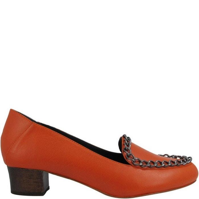 Chaussure femme en cuir new emilie  Pring Paris  La Redoute