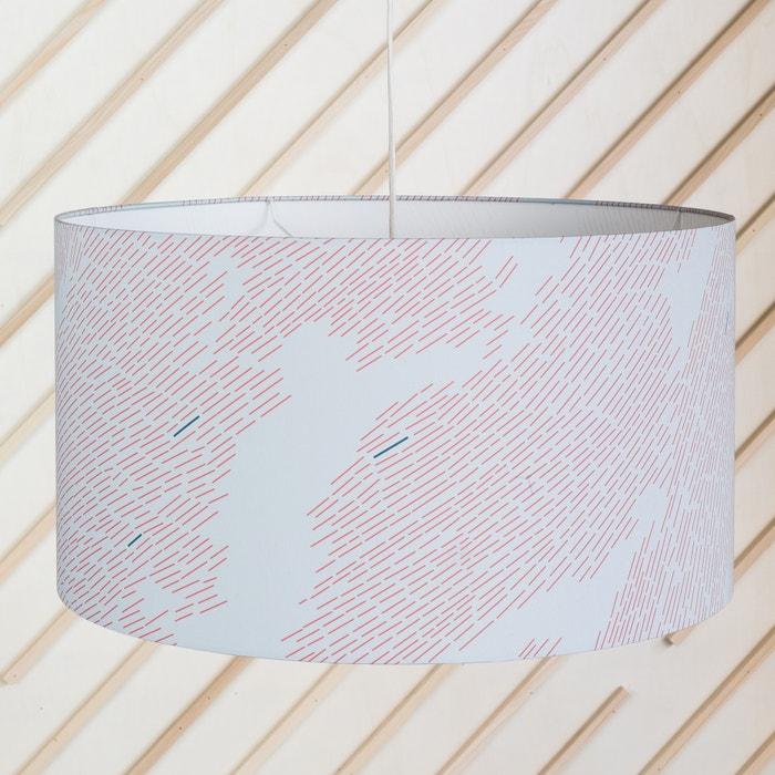 Imagen de Lámpara de techo, estampado numérico Kimbie, Studio Aoüt PETITE FRITURE
