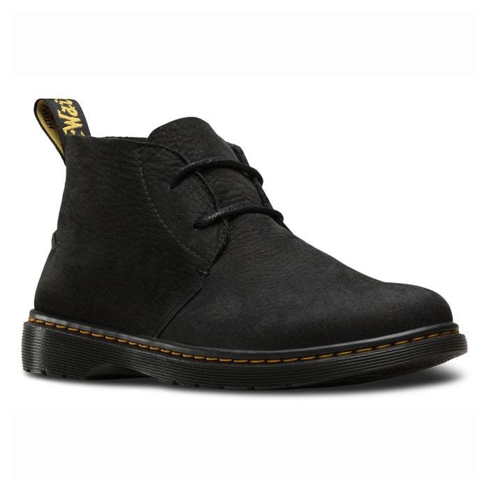 boots in nubuck dr martens la redoute. Black Bedroom Furniture Sets. Home Design Ideas