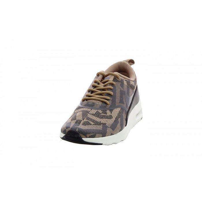 Air max thea jacquard marron Nike