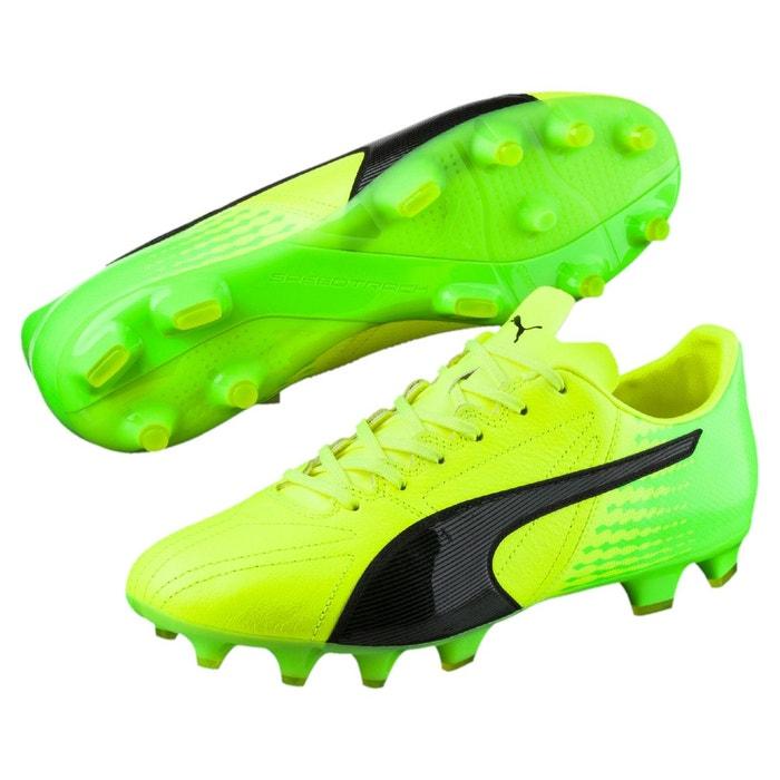 Chaussure de foot evospeed 17.2 en cuir fg pour homme  Puma  La Redoute