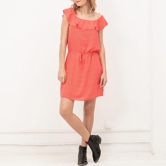 Sleeveless Printed Midi Dress  LE TEMPS DES CERISES image 0