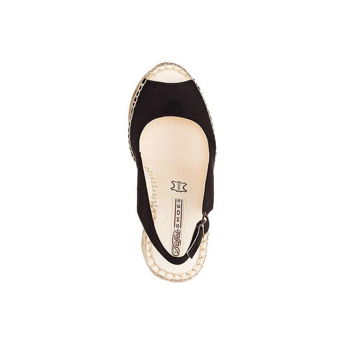 Sandales talon compensé 315-4554 Buffalo