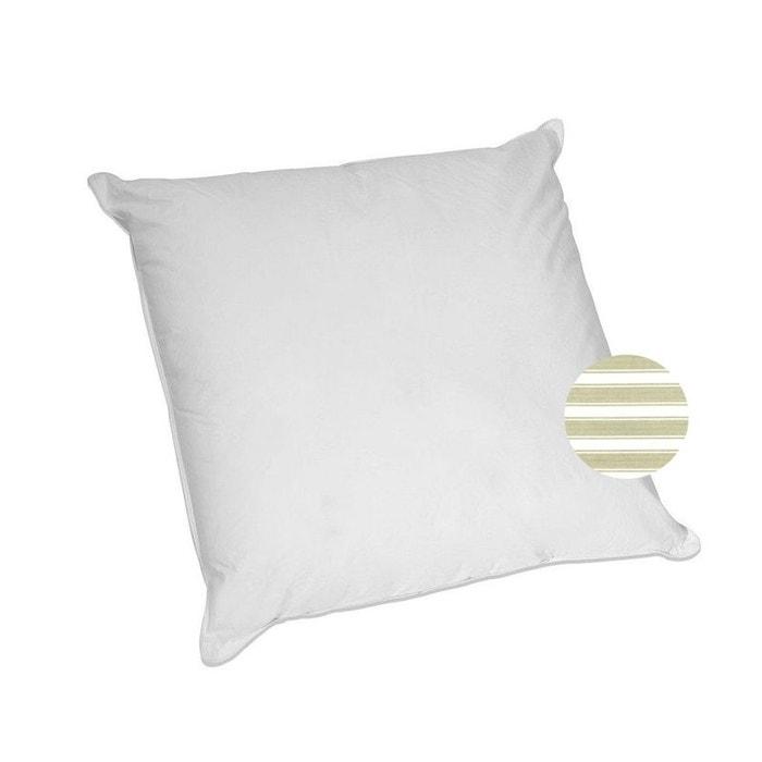 enveloppe coutil calle pour taie d 39 oreiller blanc home maison la redoute. Black Bedroom Furniture Sets. Home Design Ideas