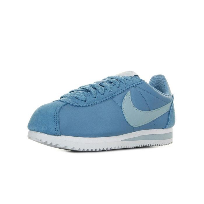 Baskets femme wmns classic cortez nylon bleu clair Nike Expédition Bas Sortie À Vendre xCLz2ojb
