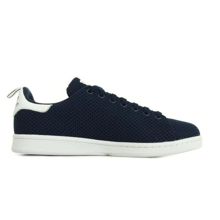 Basket stan smith ck bleu marine blanc Adidas La Redoute GH8HUA1Z -  destrainspourtous.fr c992d7b8c321