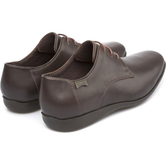 Mauro 18222-018 chaussures habillées homme marron Camper