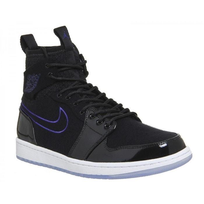 Baskets nike air jordan 1 retro ultra high - 844700002 noir Nike