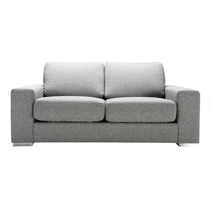 canap convertible design hamilton gris miliboo la redoute. Black Bedroom Furniture Sets. Home Design Ideas