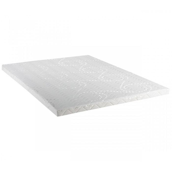 matelas pour canap lit convertible latex royal blanc someo la redoute. Black Bedroom Furniture Sets. Home Design Ideas